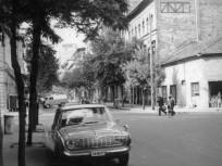 1970, Mátyás tér, 8. kerület