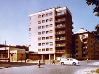 1962, Kék Golyó utca a Városmajor utcánál, 12. kerület