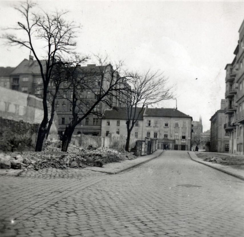 1939, Csalogány utca, 1. és 2. kerület