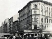 1928, József körút a Népszínház utcánál, 8. kerület