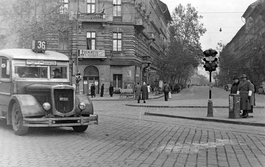 1948, Bajcsy-Zsilinszky út, (1950-től) 5. és 6. kerület
