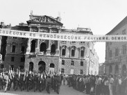 1948, Dísz tér,, 1. kerület