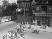 1951, Kossuth Lajos utca, 5. és 8. kerület kerület