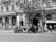 1952, Marx (Nyugati) tér, a Szent István körút és a Váci út között, 13. kerület