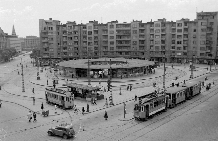 1952, Móricz Zsigmond körtér, 11. kerület