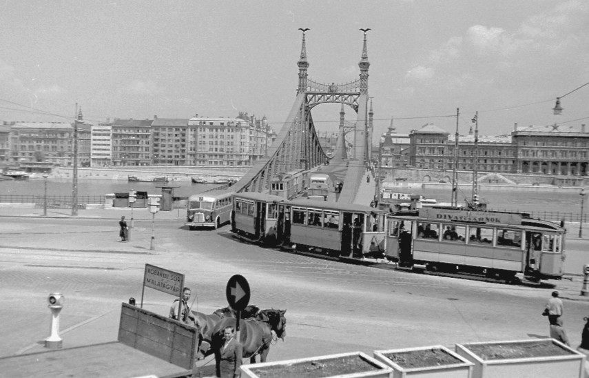 1952, Szent Gellért tér, 11. kerület