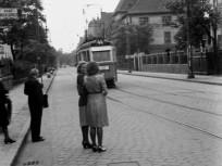 1943, Hermina út a Thököly út felől nézve, 14. kerület