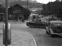 1940, Hegyalja út a Budaörsi-Alkotás utca találkozásánál, 11. és 12. kerület