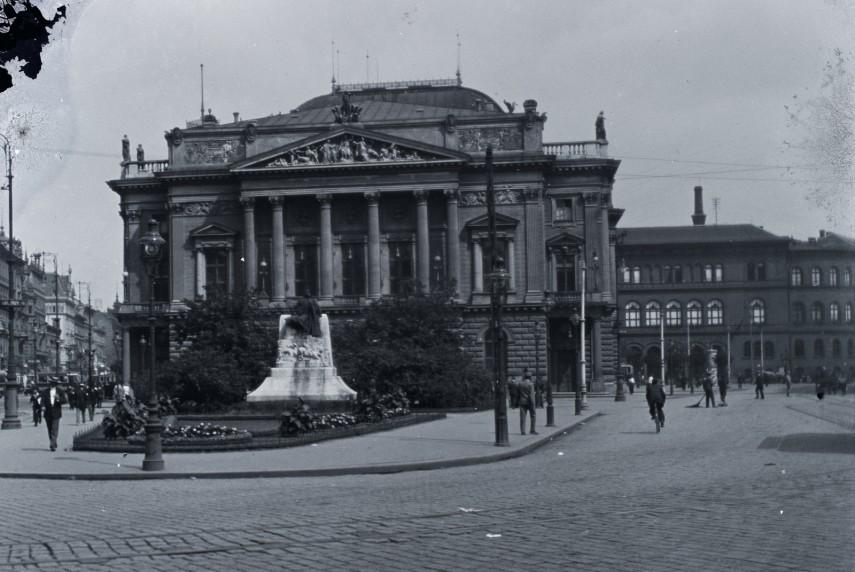 1917, Kerepesi út (Blaha Lujza tér), 8. kerület