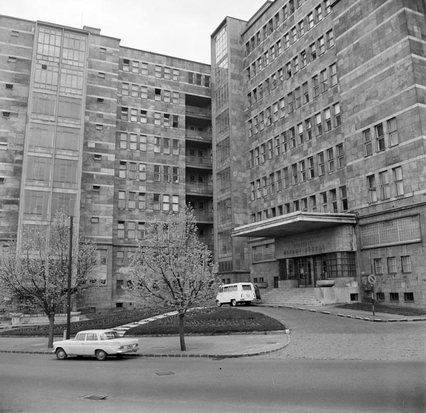 1967, Kútvölgyi út, 12. kerület