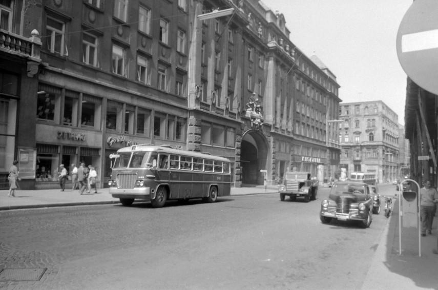 1959, Váci utca, 5. kerület