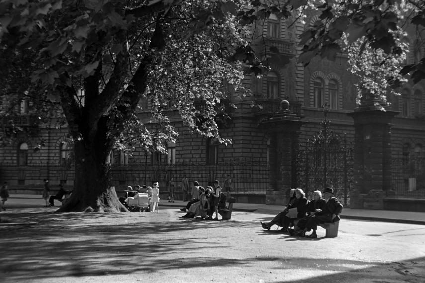 1956, Körönd (Kodály körönd), 6. kerület