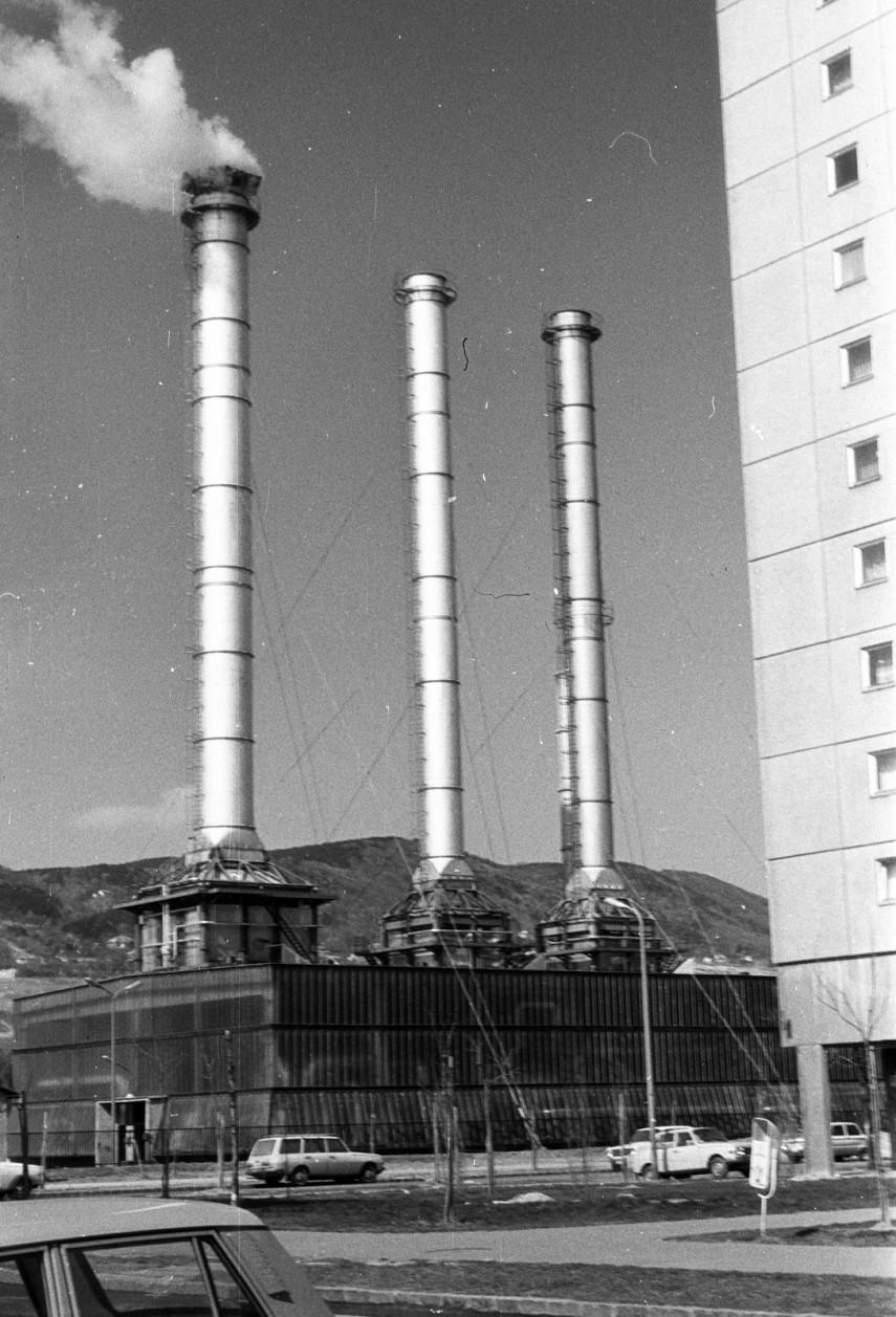 1979, Kiscelli utca a Zápor utcánál, 3. kerület