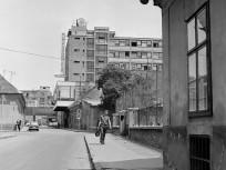 1973, Fényes Adolf utca a Tímár utcánál, 3. kerület
