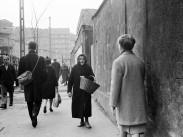 1967, Lövőház utca a Széna tér felé nézve, 2. kerület
