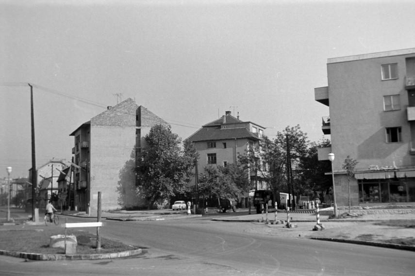 1968, Karolina út a Bocskai úti kereszteződésnél, 11. kerület
