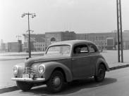 1955, Vorosilov (Stefánia ) út, 14. kerület