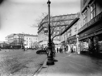 1920, Calvin (Kálvin) tér, 9. és 8. kerület