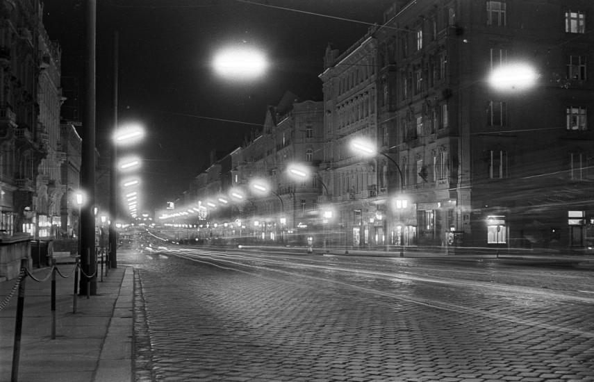 1962, Szent István körút a Jászai Mari tér felől néve, 5. és 13. kerület