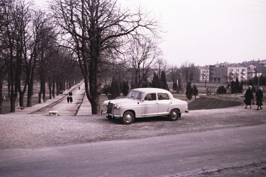 1965, Sirály utca, 12. kerület