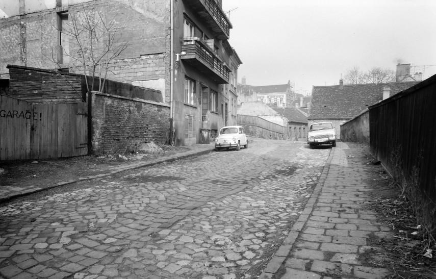 1979, Farkas bíró (Kapucinus) utca, 1. kerület