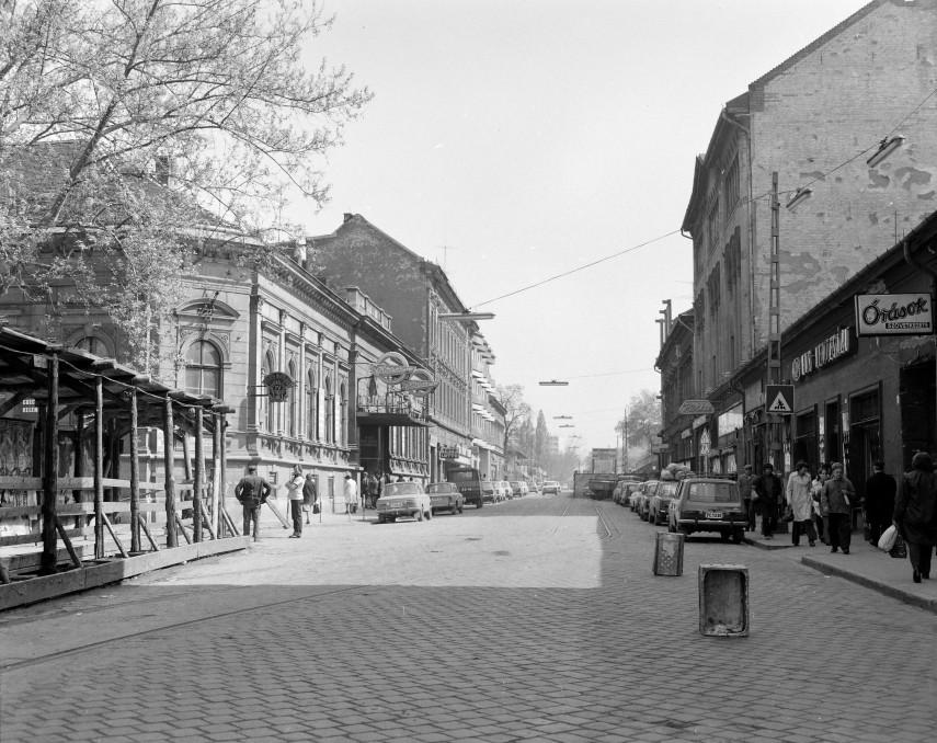 1979, Kőrösi Csoma sétány, 10. kerület