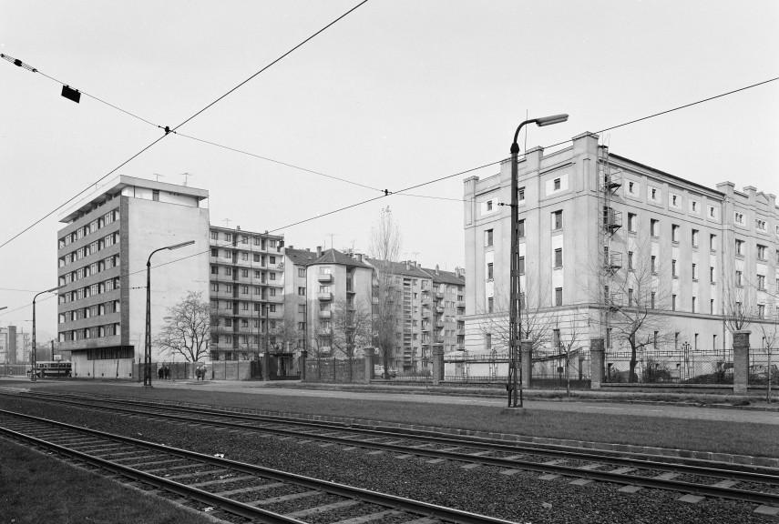 1968, Schönherz Zoltán (Október huszonharmadika) utca, 11. kerület