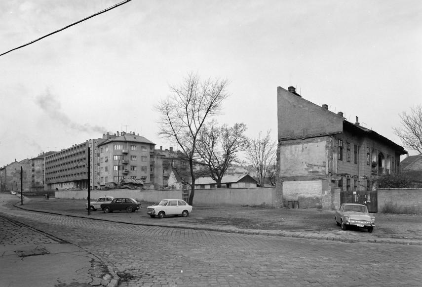 1968, Csalogány utca, 2. kerület