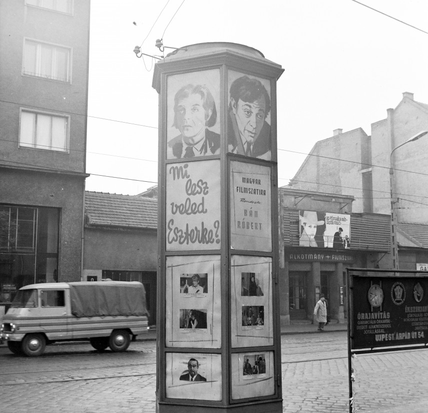 1968, Árpád út, 4. kerület