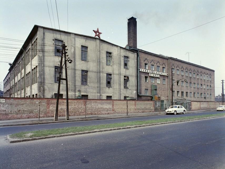 1969, Reitter Ferenc utca, 13. kerület