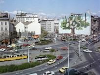 1987, Kálvin tér, 5. kerület