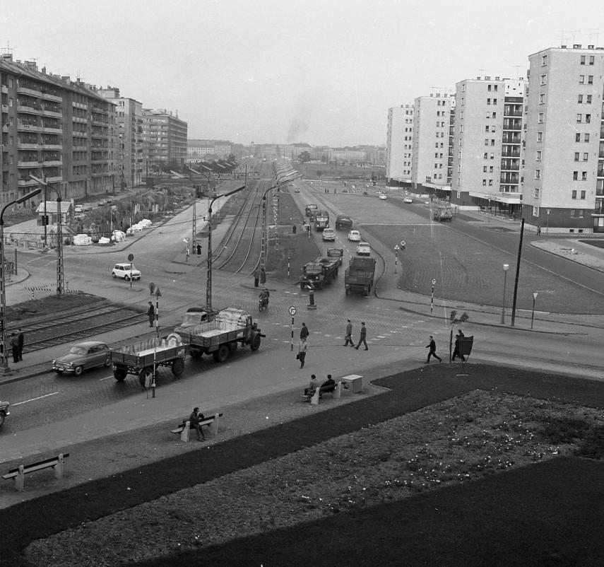 1965, Irinyi József utca, 11. kerület