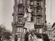 1943, Apponyi tér (Ferenciek tere), 4. (1950-től 5.) kerület