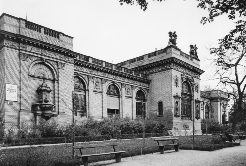 1940, Stefánia út, (Olof Palme sétány),14. kerület