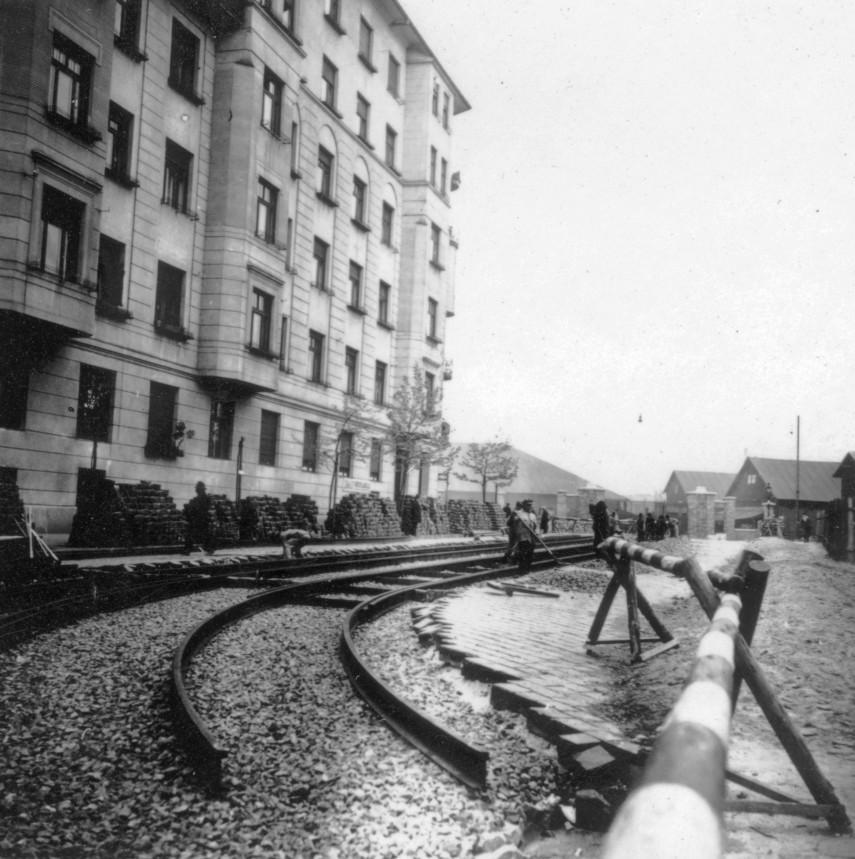 1935, Bakáts utca, 9. kerület