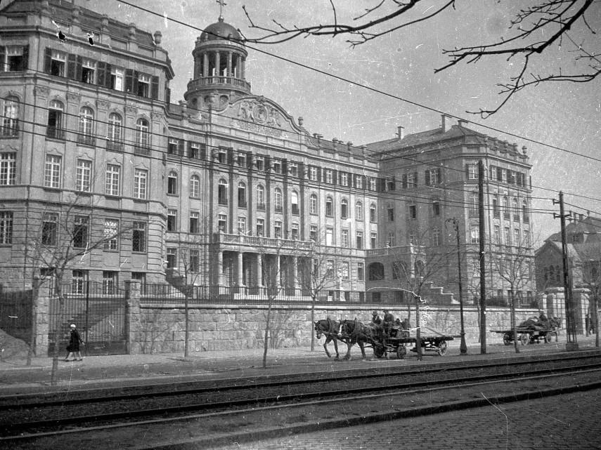 1935, Szent Imre herceg útja, (1950-től 11.kerület)