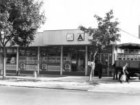 1974, Gyáli út, a Zombori utcánál, 9. kerület