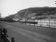 A régi Erzsébet híd építése