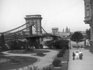 1902, Lánchíd (Clark Ádám) tér, 1. kerület