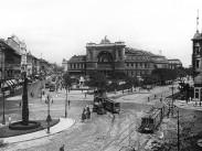 1926, Baross tér, 8. kerület