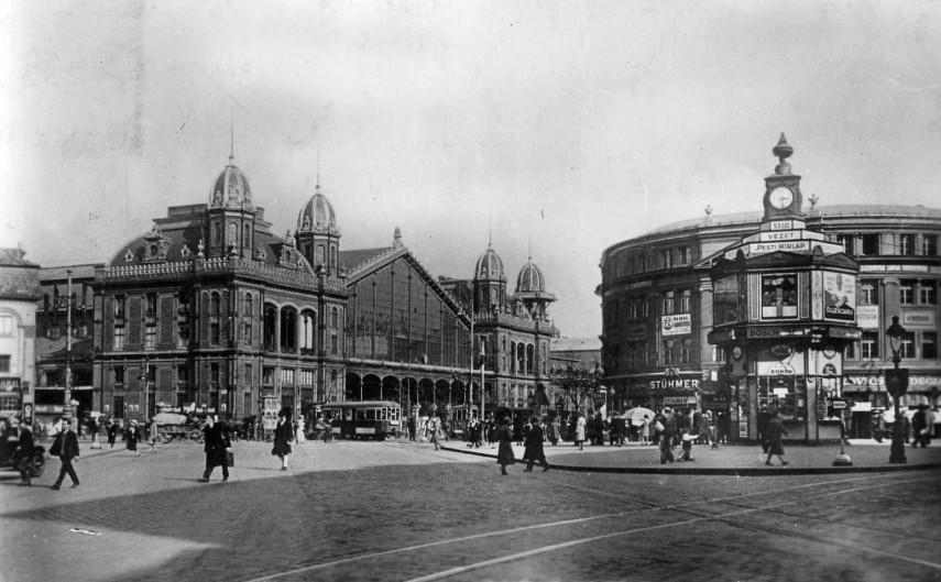 1931, Berlini (Nyugati) tér, 6. kerület
