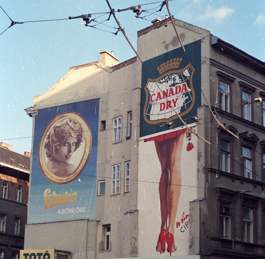 1985, Kálvin tér, 8. kerület