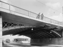 1953, Bem rakpart, Margit híd budai hídfő, 2. kerület