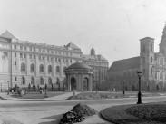 1951, Eskü (Március 15.) tér, 5. kerület