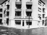 1938, Thurzó utca a  Visegrádi utcánál, 13. kerület