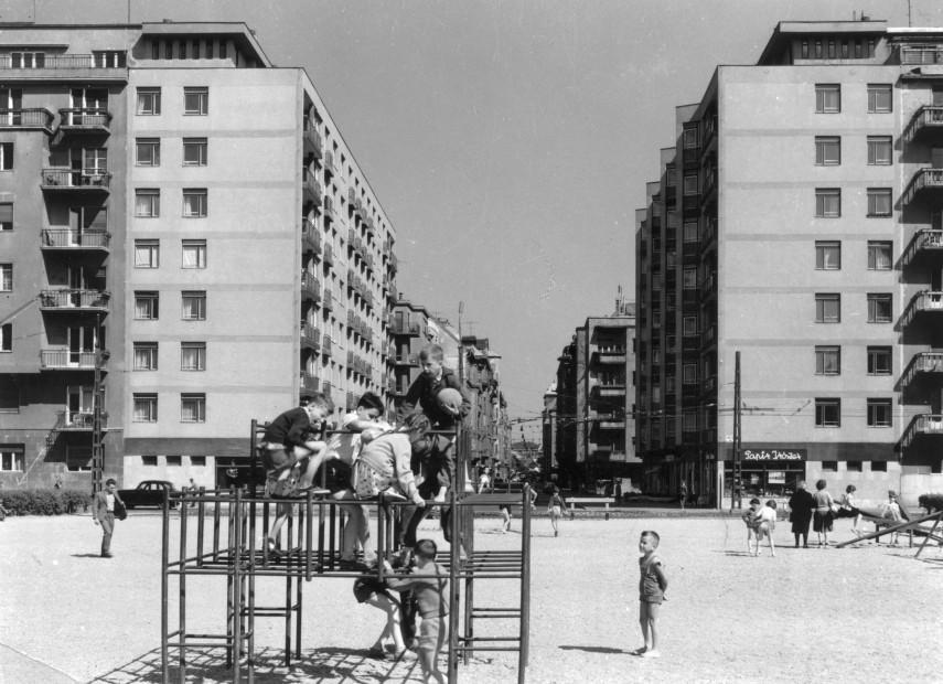 1959, Szent István park, 13. kerület