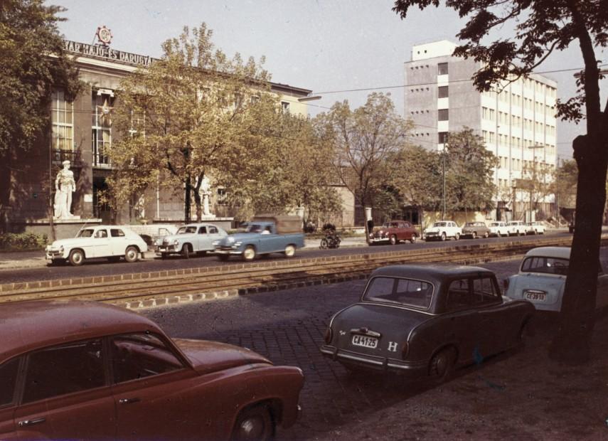 1967, Váci út, 13. kerület