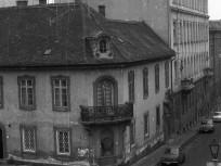 1980, Hunyadi János út a Donáti utcánál, 1. kerület