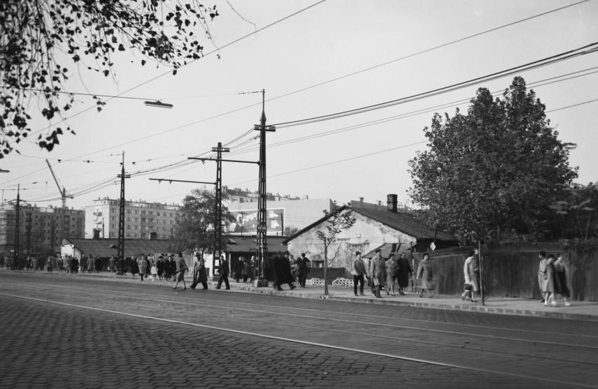 1964, Dózsa György út, 13. kerület