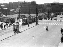 1960-as évek közepe, Baross tér, 8. és 7. kerület